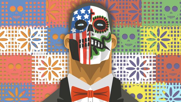 Día De Los Muertos: Phantoms Of The Cultural Subconscious