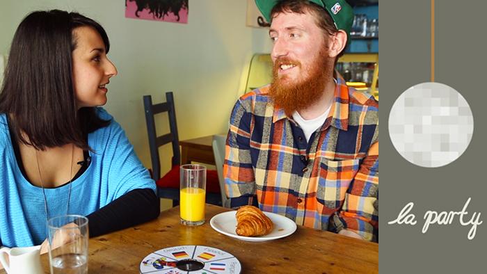 Una chica argentina y un chico inglés comparten sus trucos para hablar muchos idiomas