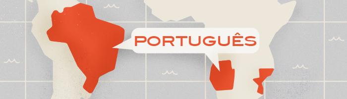 Most spoken languages — Portuguese
