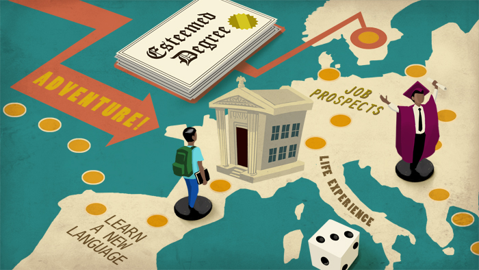 Study Abroad: Where To Go For A Free University Degree