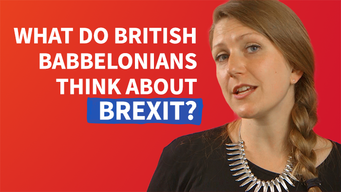 Why Babbel thinks the UK should stay in the EU