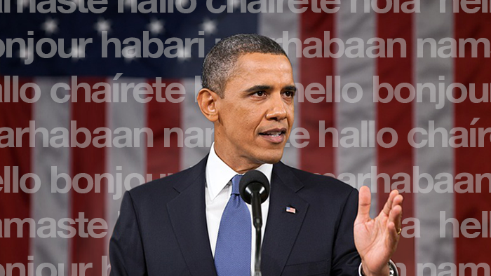 Au Revoir! As President Obama Leaves Office, We Rate His Foreign Language Skills