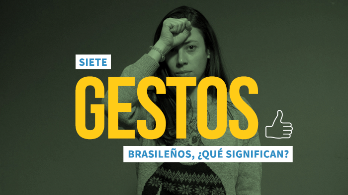 ¿Por qué los brasileños hablan con las manos? Algunas explicaciones sobre su curiosa gesticulación