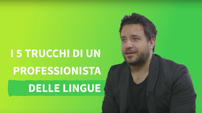 5 trucchi per studiare una lingua in modo veloce ed efficace