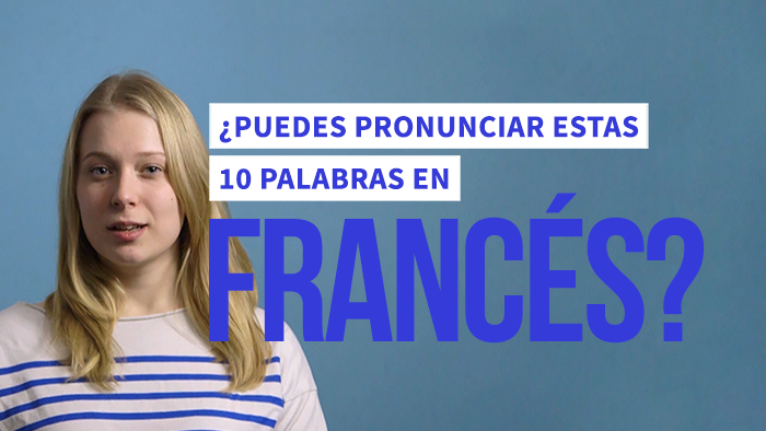 10 de las palabras más difíciles de pronunciar en francés (si no eres francófono)