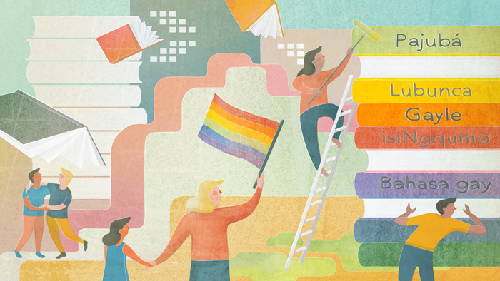 Secret Languages, Discreet Loves: How Does Queer Slang Differ Around The World?
