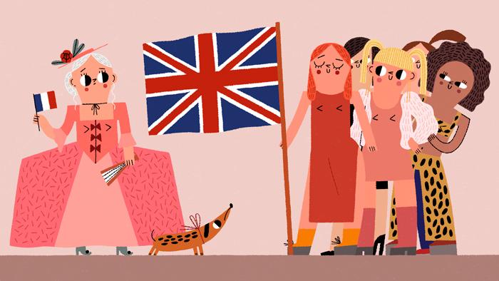 Comment l'anglais a-t-il fini par supplanter le français en tant que langue véhiculaire ?
