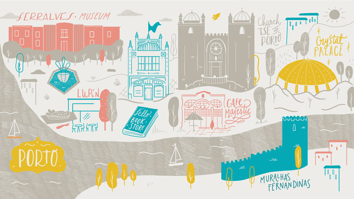 Caminhando pelo Porto escondido: uma viagem histórica em Portugal
