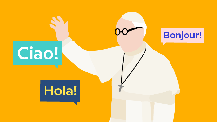 The Tale Of The Polyglot Pope