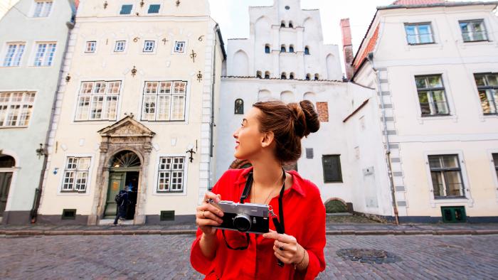 Cette application est parfaite pour les voyageurs qui veulent apprendre une langue !