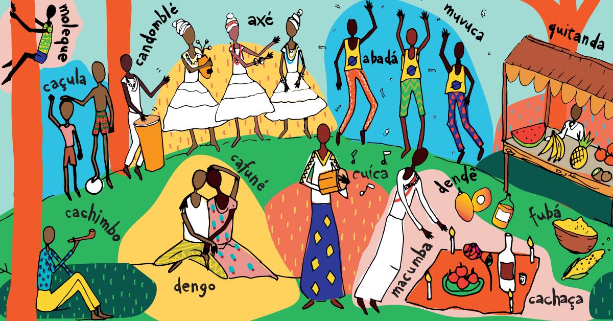 15 Palavras Africanas Que Fazem Parte Do Dia A Dia Brasileiro