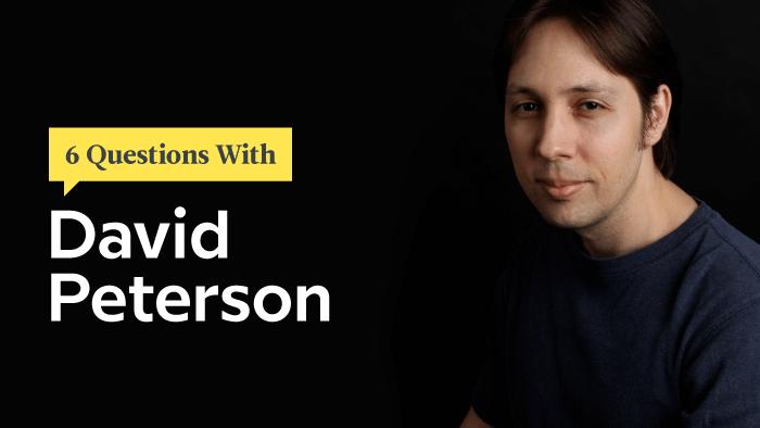 6 Questions With Dothraki Creator David J. Peterson