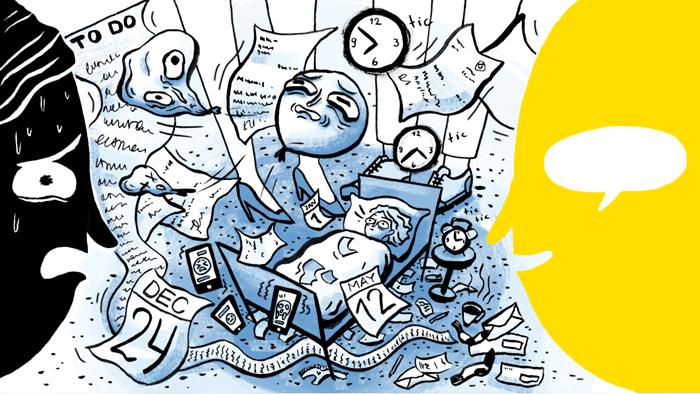 Como aprender idiomas ajuda a combater estas 5 causas de estresse