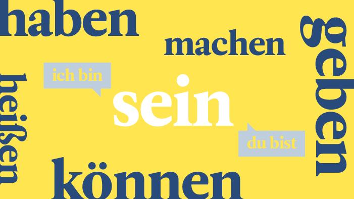 Os 20 verbos mais comuns em alemão
