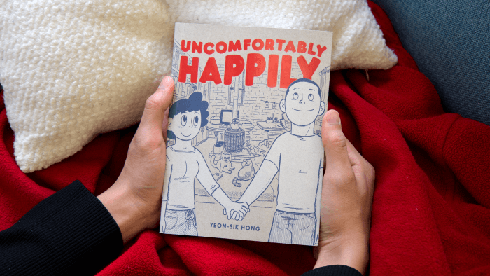 The Reluctant Mountain Man: Book Review of Yeon-sik Hong's 'Uncomfortably Happily'