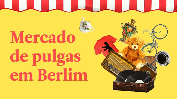 Vocabulário para mercado de pulgas em Berlim