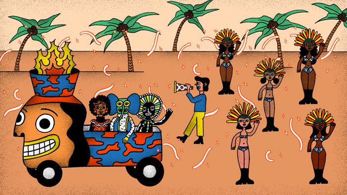 Carnaval de Barranquilla: un minidiccionario