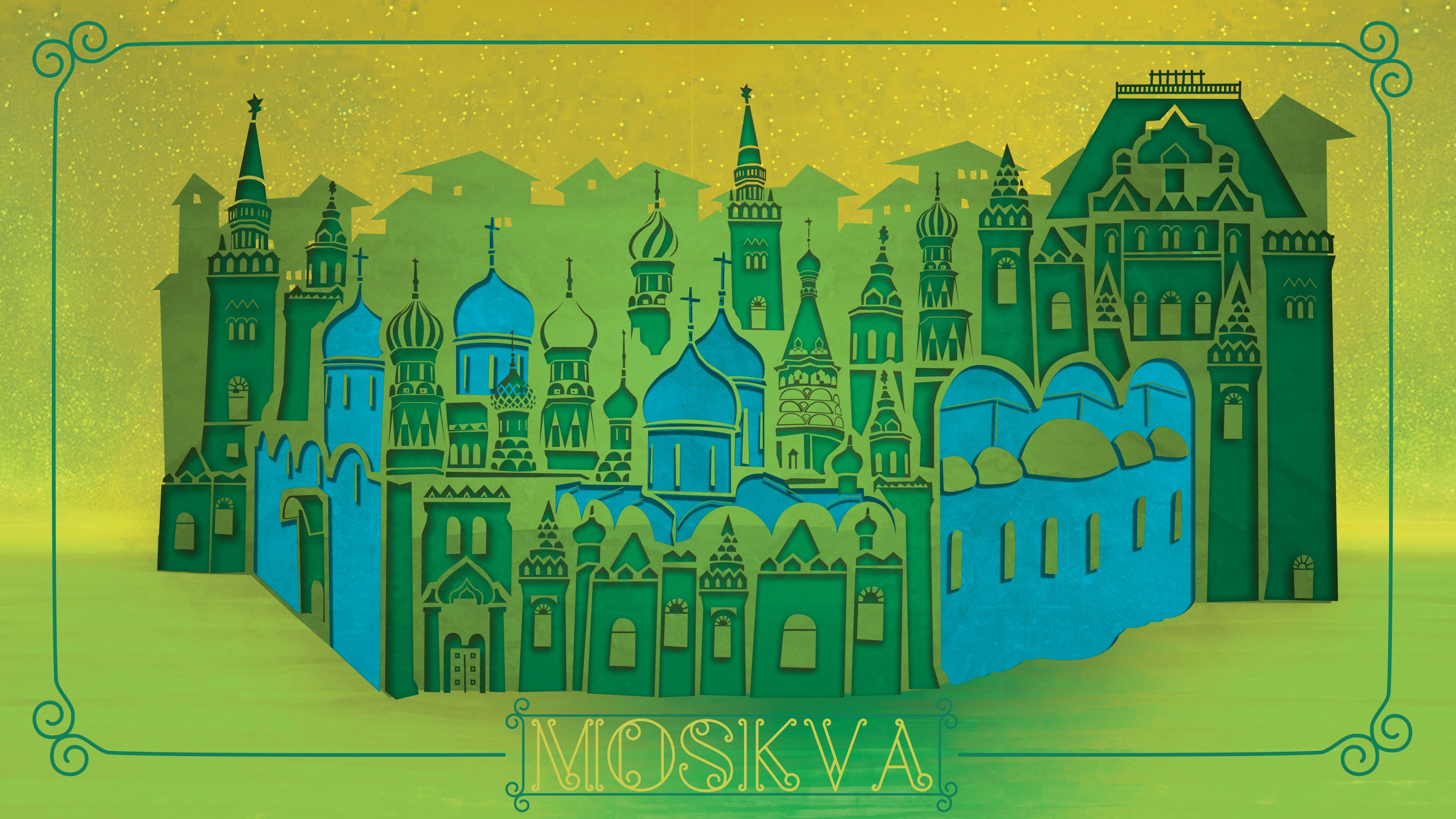 5 lugares que visitar en Moscú