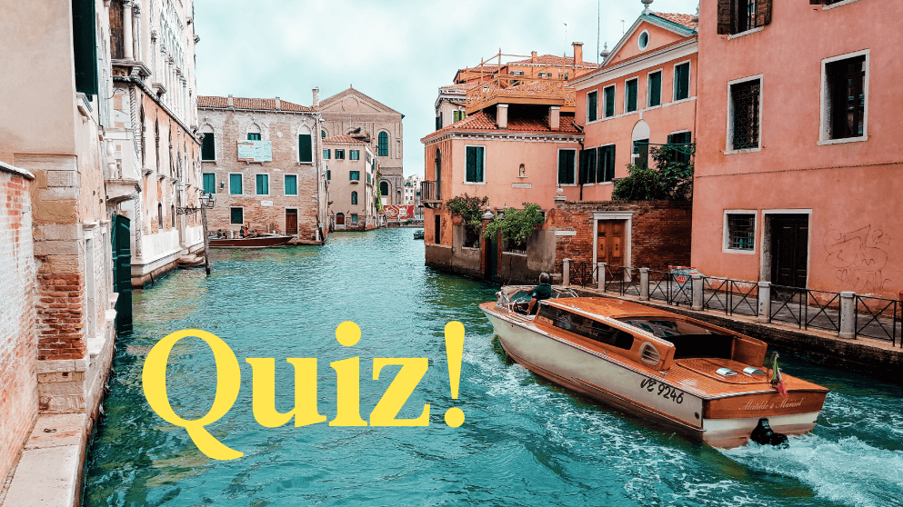 Quiz: How Much Do You Know About Italian?