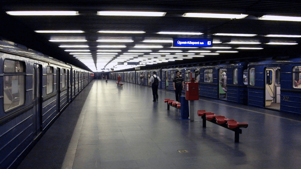 Subway systems around the world Budapest