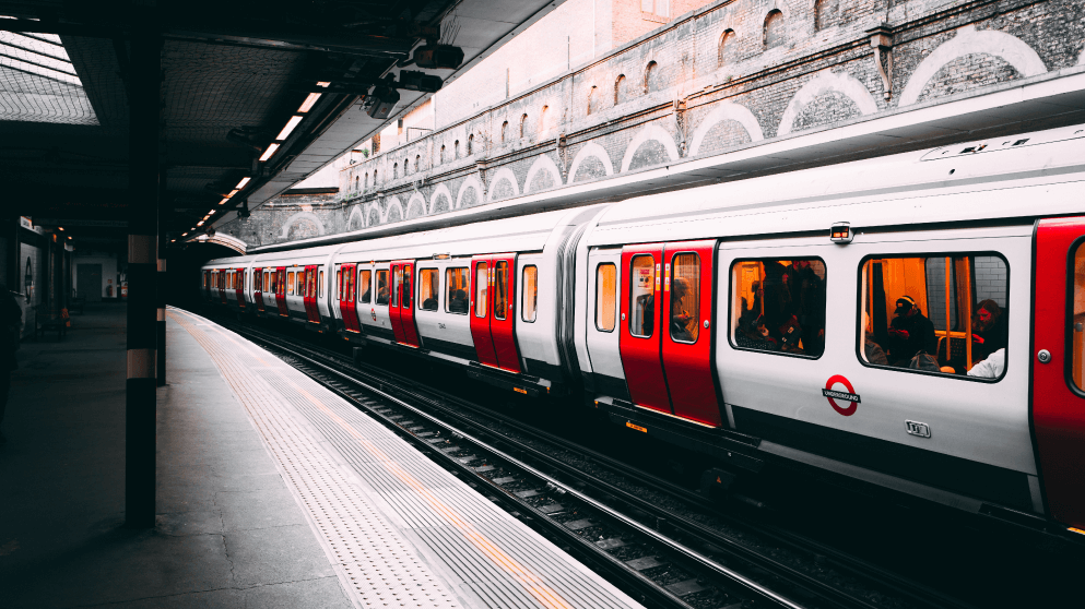 Subway systems around the world London