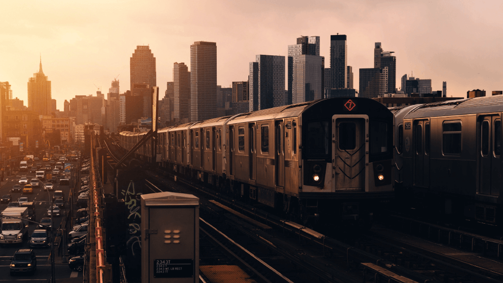 Subway systems around the world New York City