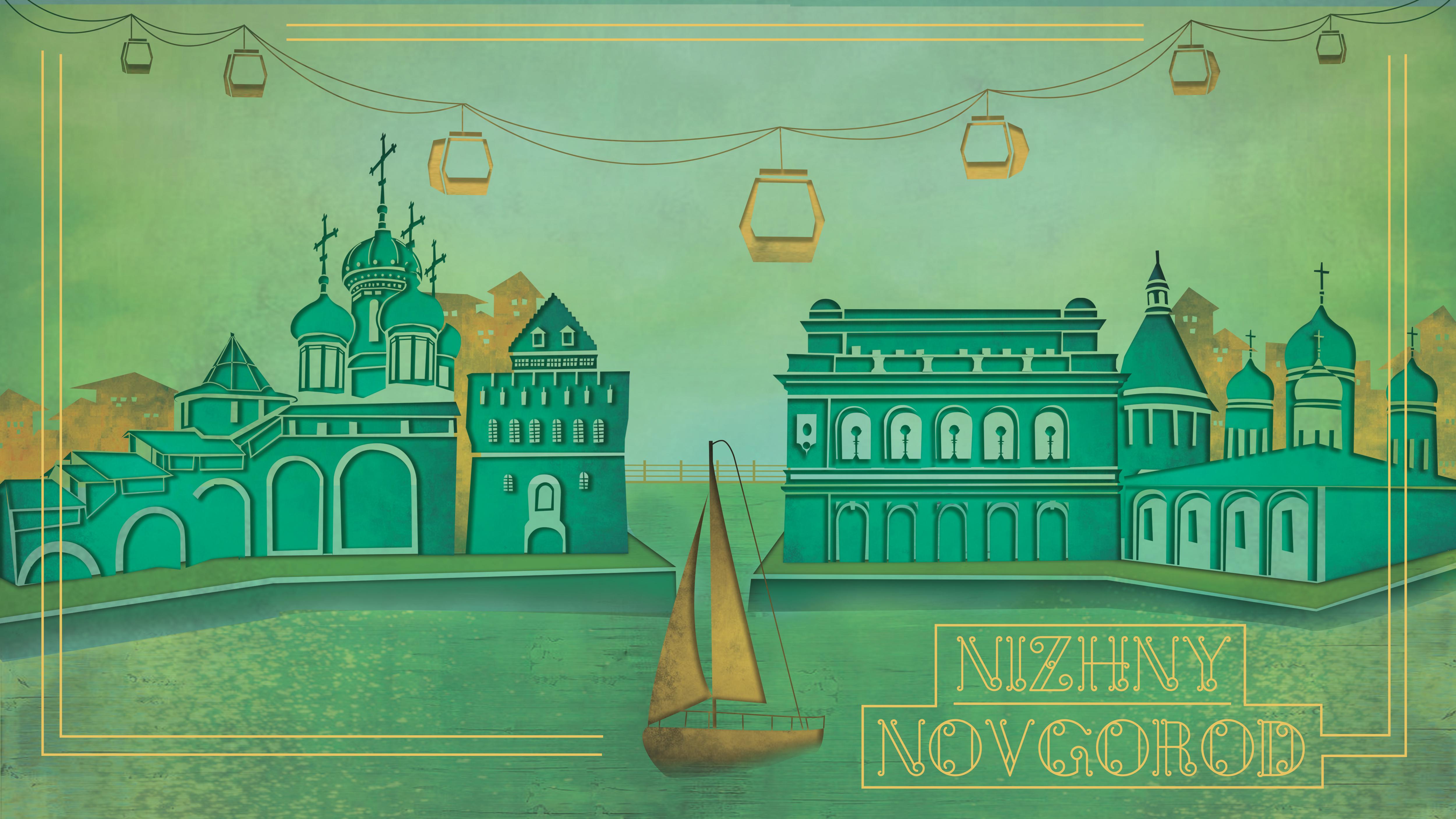 6 bonnes raisons de visiter Nijni Novgorod