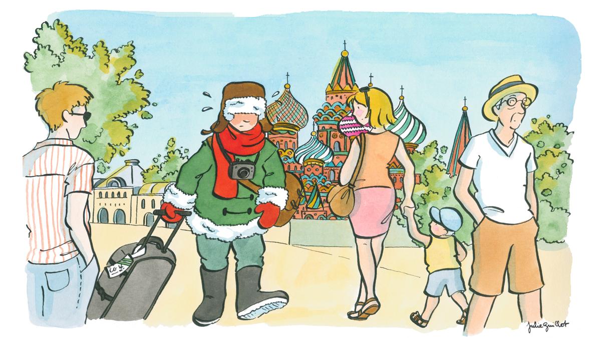 16 excellents conseils à suivre pour visiter la Russie