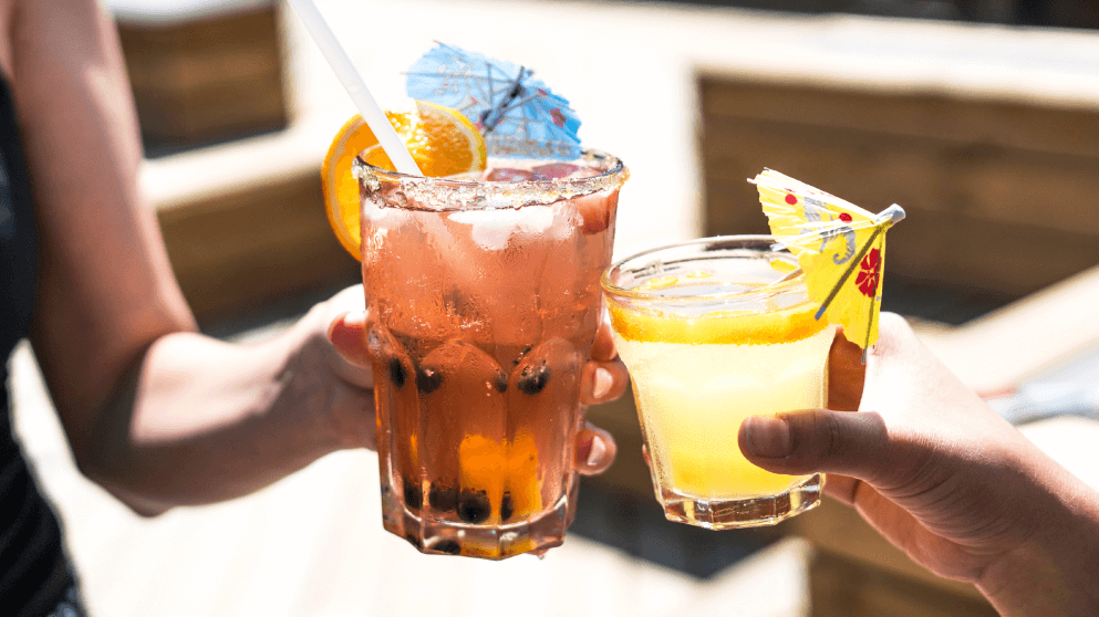 9 Refreshing Drinks From Around The World