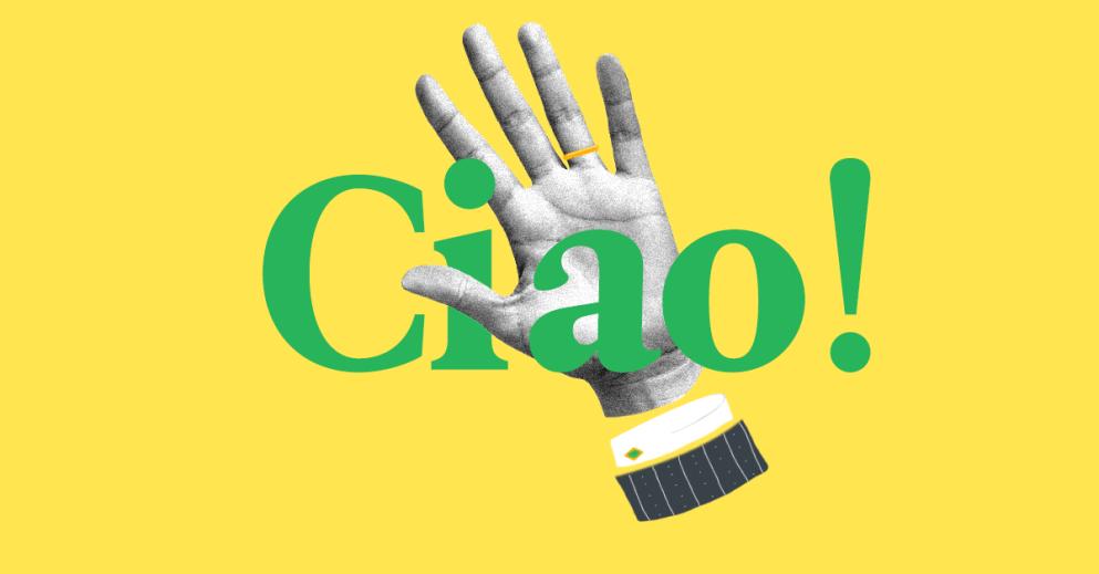 Como Falar Italiano Comece Pelo Quotciaoquot Revista Da Babbel