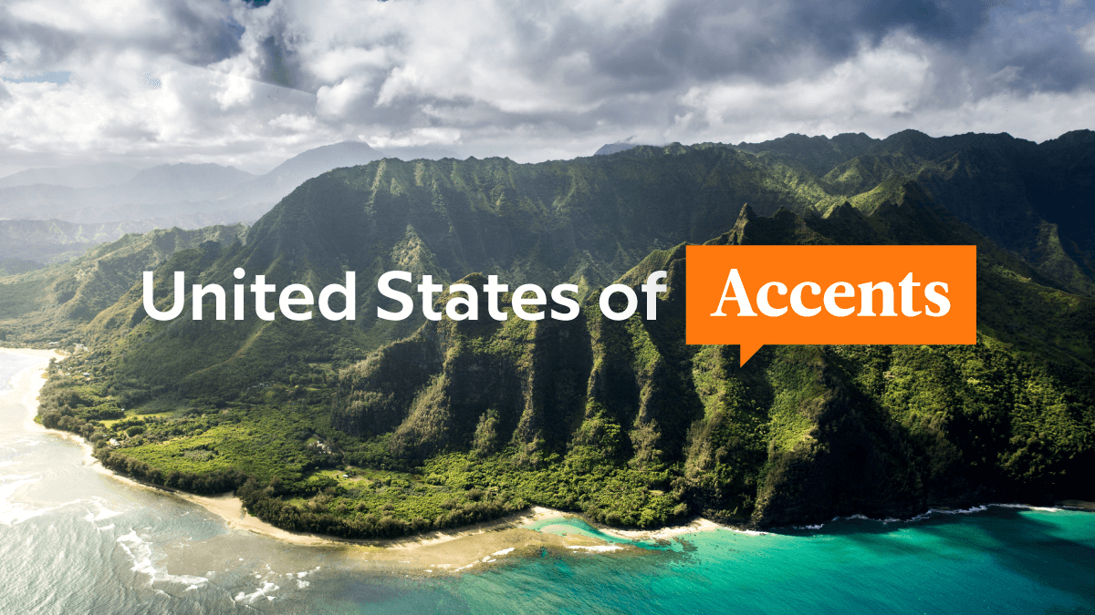 The United States Of Accents: Hawaii English And Pidgin