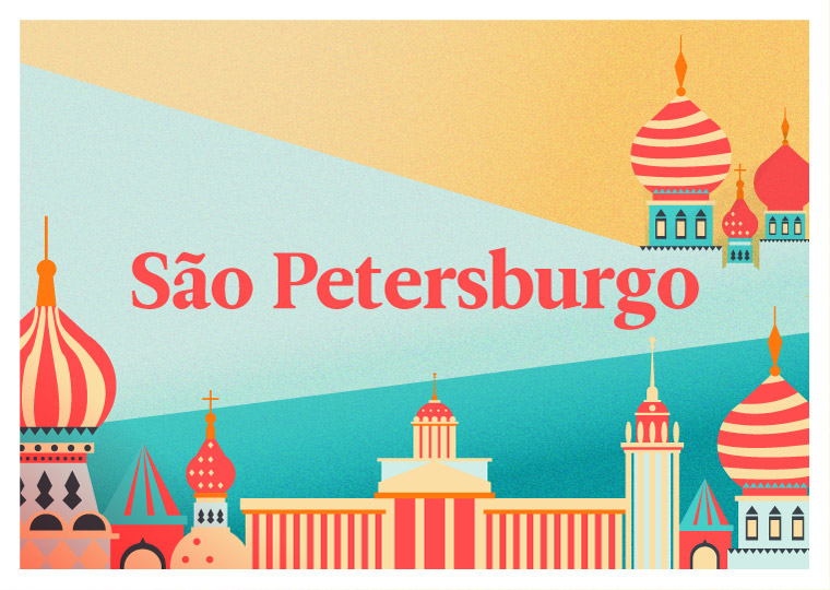 São Petersburgo em um final de semana: conheça algumas atrações da segunda maior cidade da Rússia