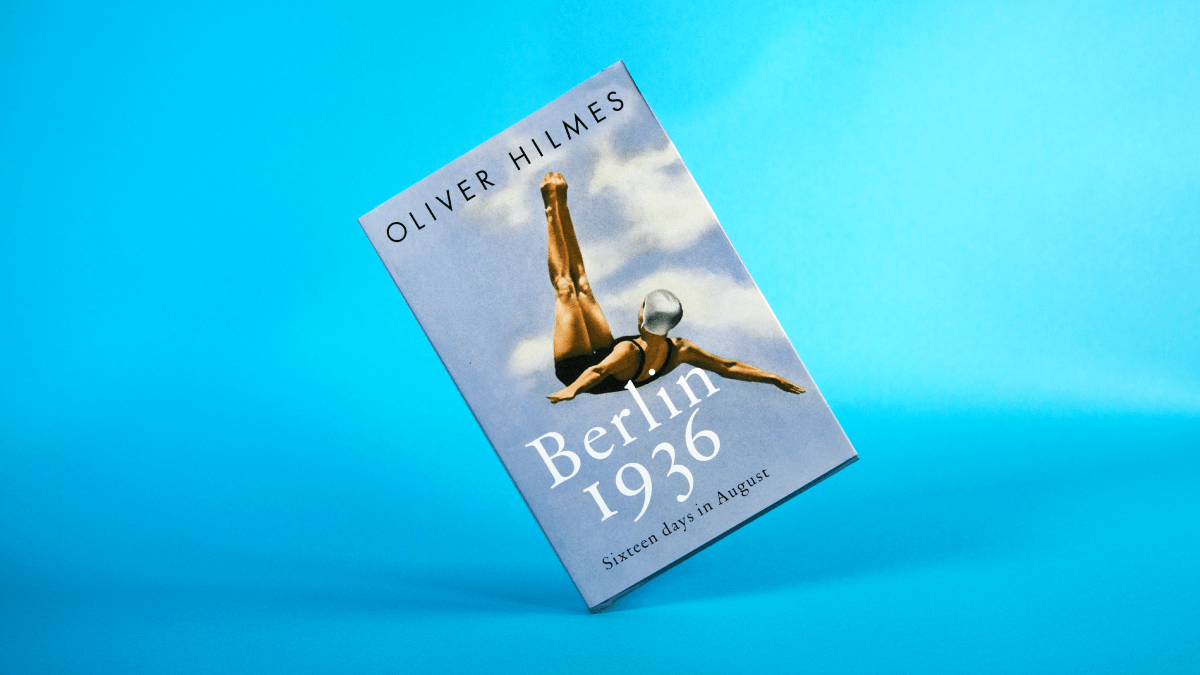 Introducing Oliver Hilmes' 'Berlin 1936'
