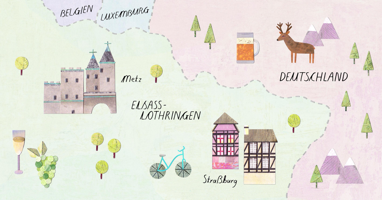 Welche Sprachen Werden In Elsass Lothringen Gesprochen