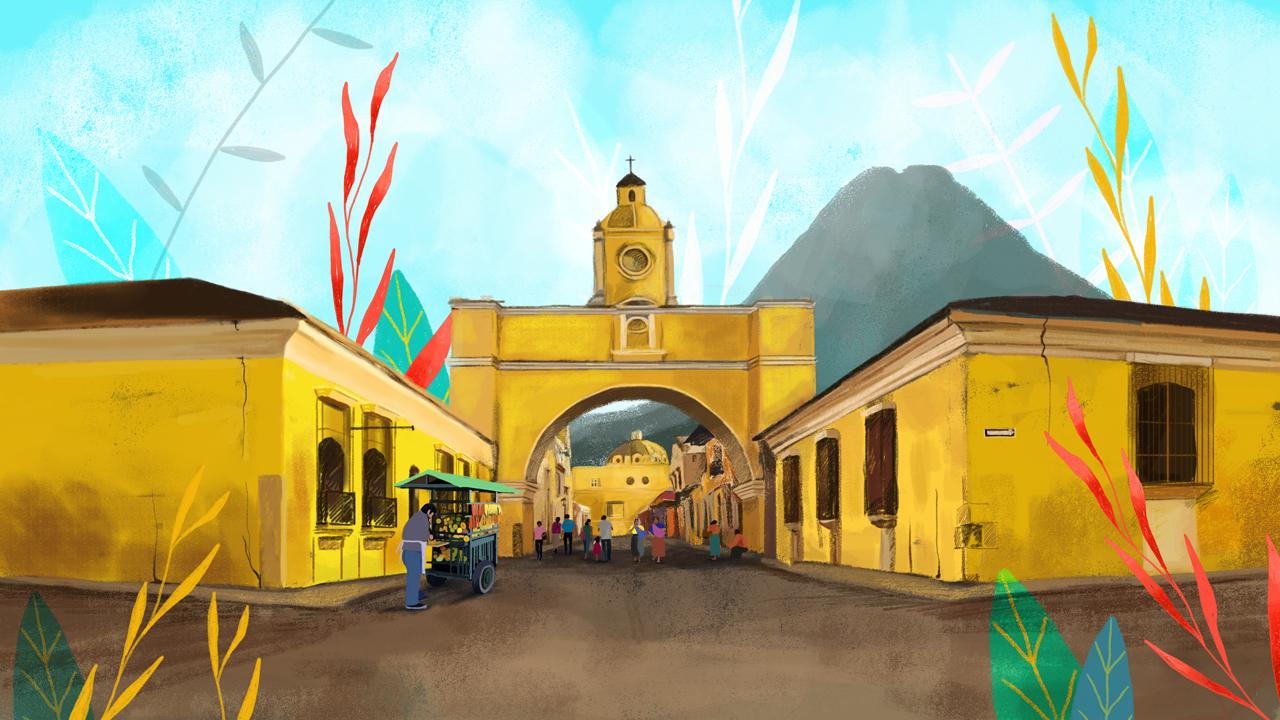 Expresiones de Guatemala