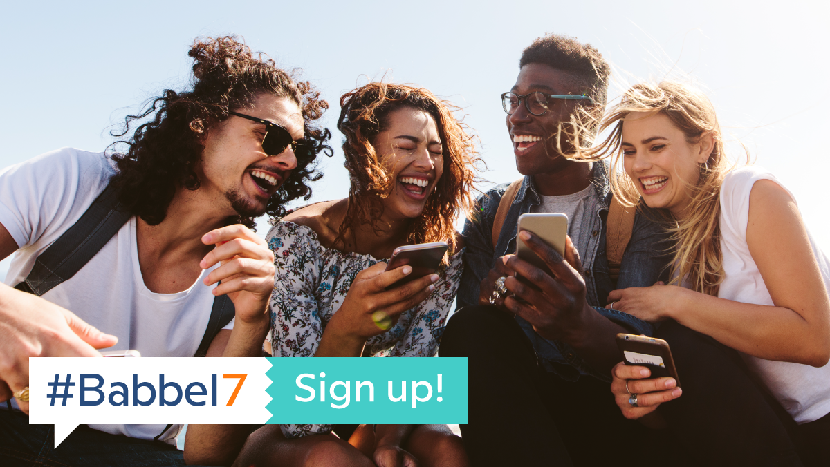 Reboot Your Motivation For Learning In 7 Days: Join Us For #Babbel7!