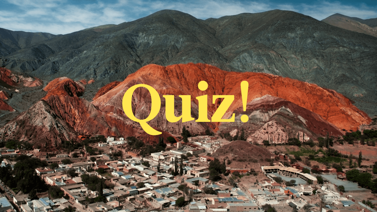 Quiz: How Well Do You Know Argentine Spanish?