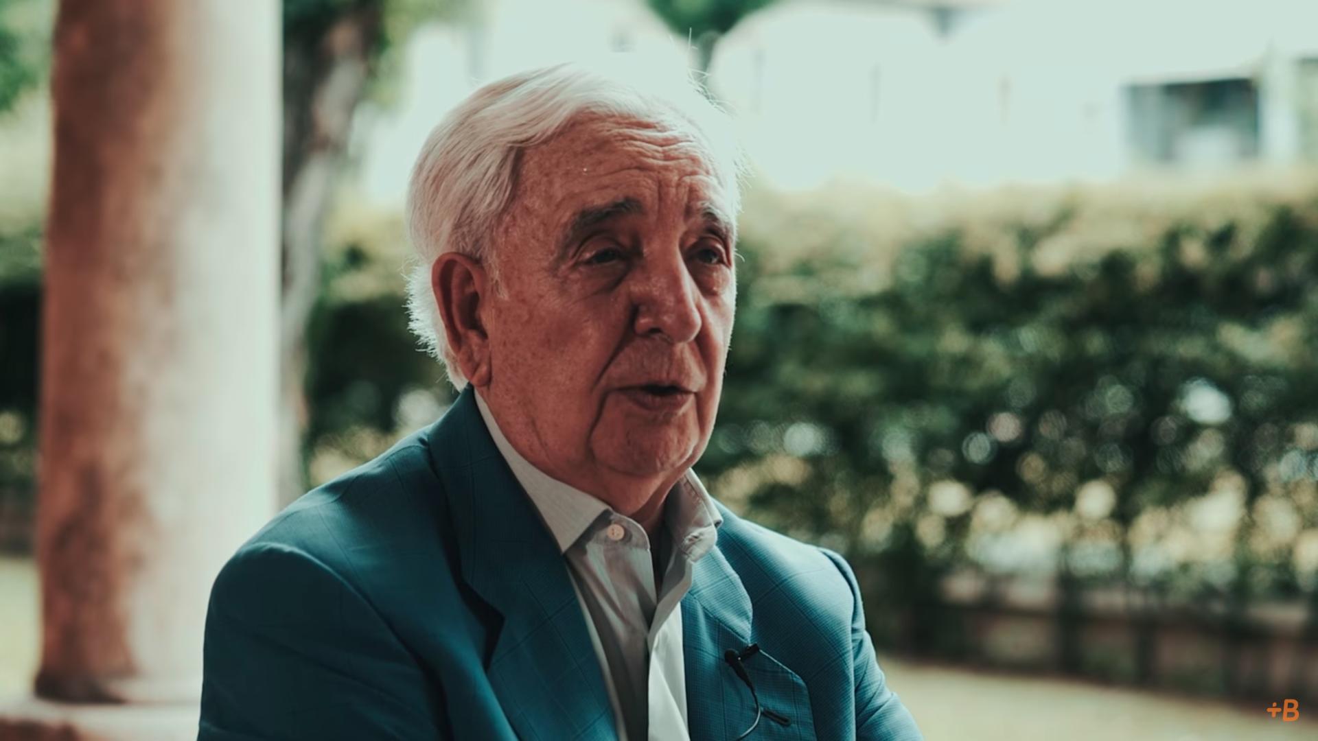 """5 cosas que aprendimos de Miguel, el """"abuelo erasmus"""""""