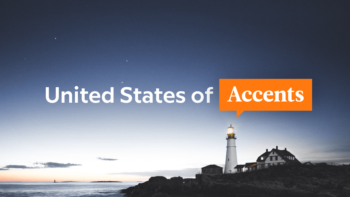 The United States Of Accents: New England English