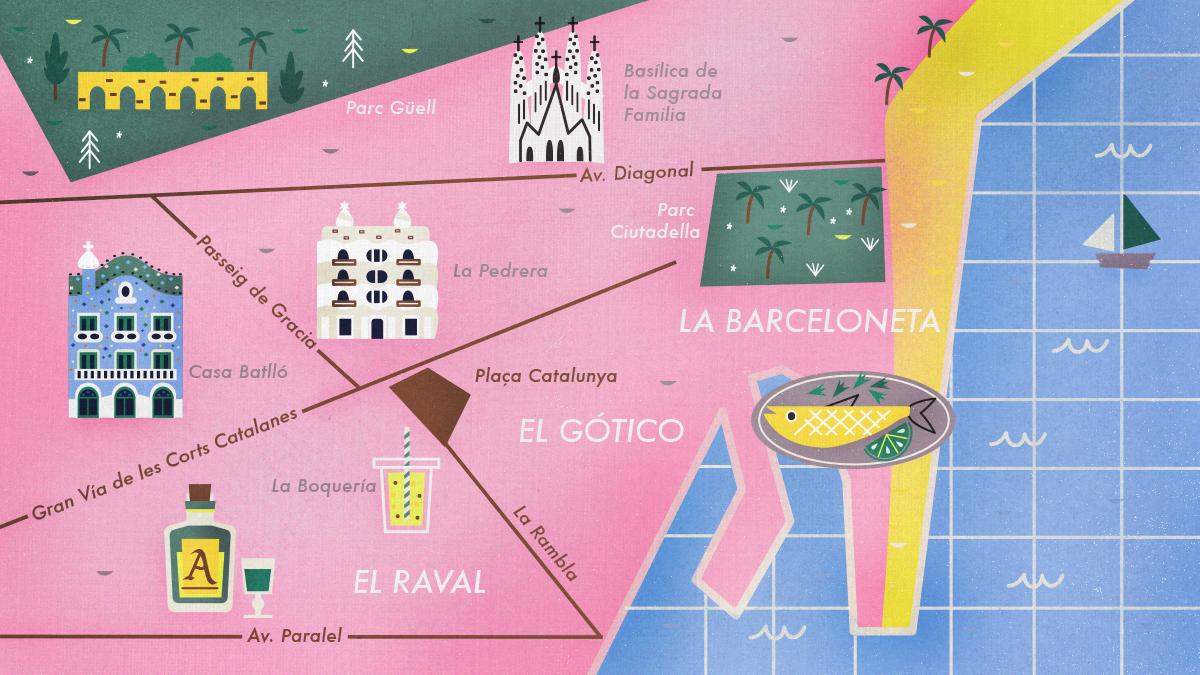 Barcelona an einem Wochenende: Tipps, die du dir nicht entgehen lassen darfst