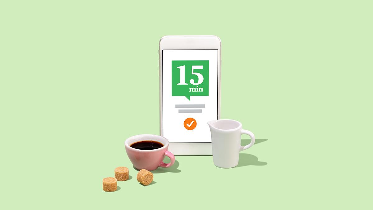 Aprende un idioma con lecciones que solo te tomarán 15 minutos al día