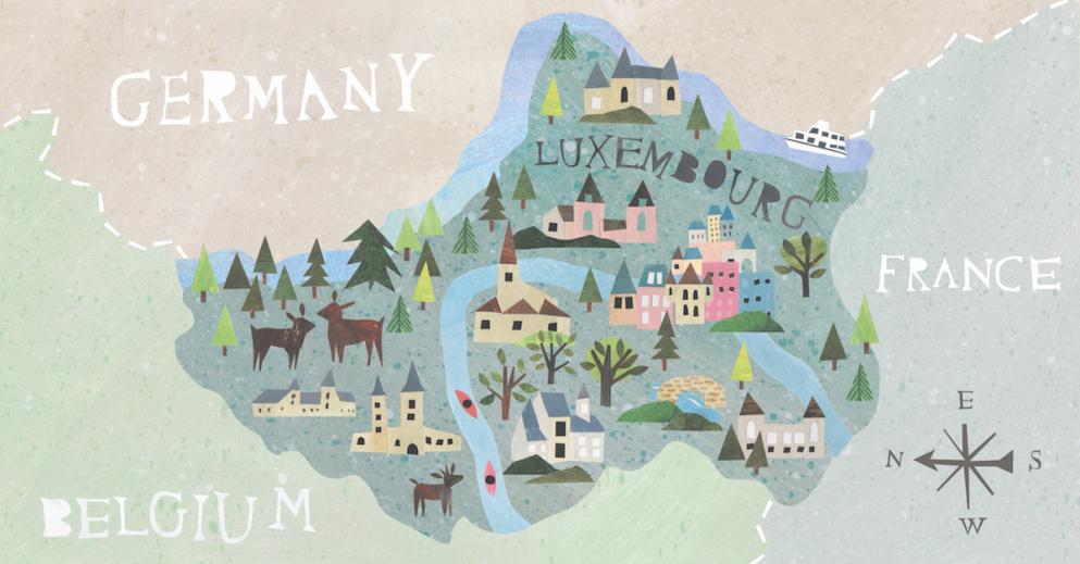 Los idiomas de Luxemburgo