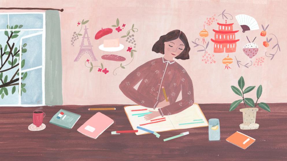 Por qué hablar dos idiomas me ayudó a aprender un tercero