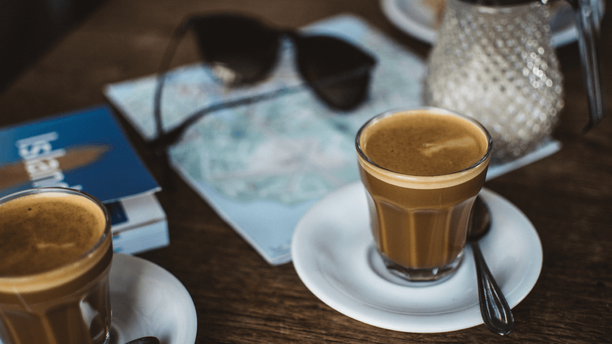 Around The World In 23 Cups Of Coffee