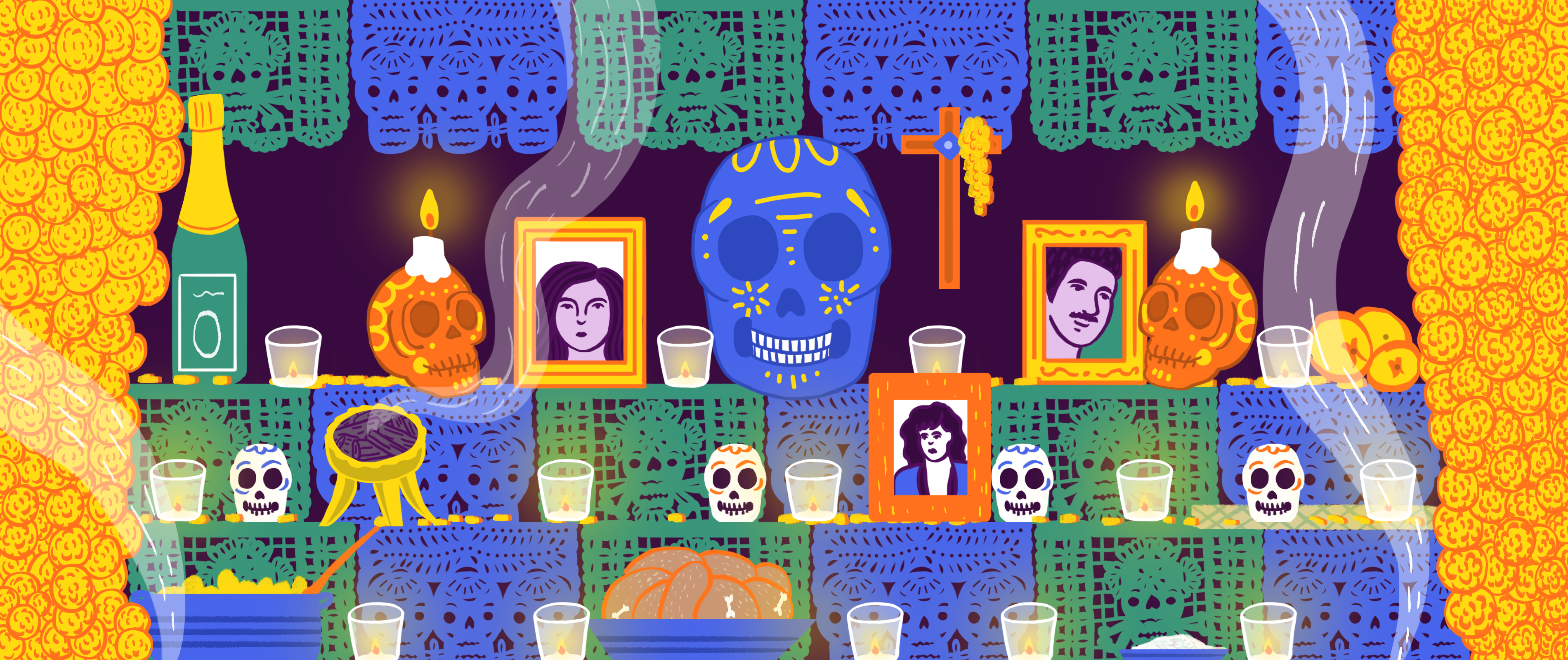 These Are The 12 Items You Need To Know To Understand Día De Muertos