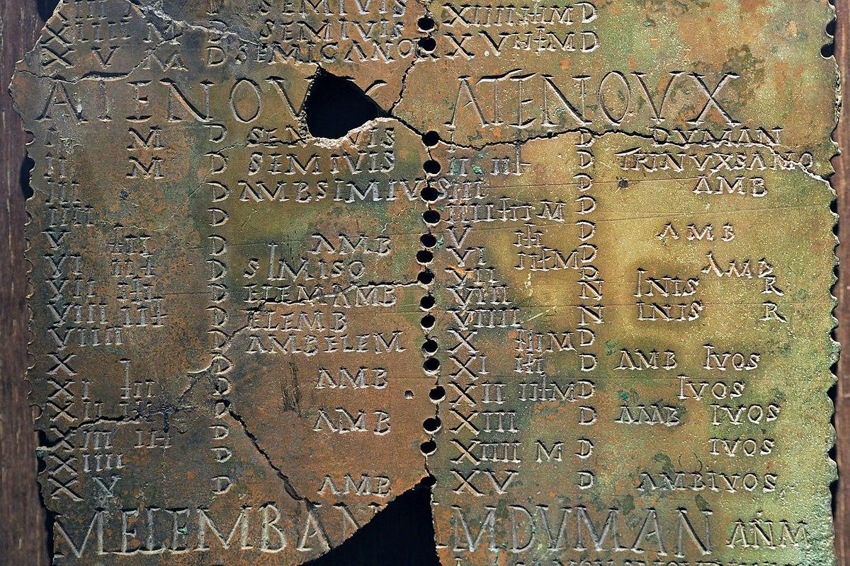 « La langue gauloise a été parlée pendant 1000 ans »