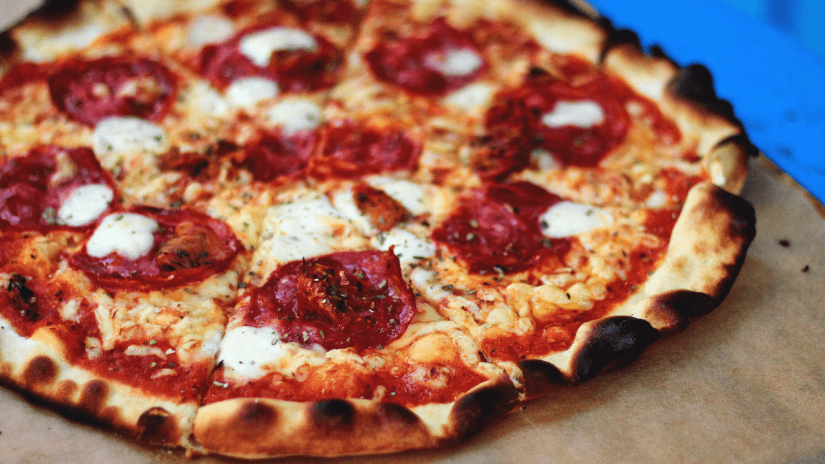 What Is The Pizza Of France? And Other Questions Of Vital Importance