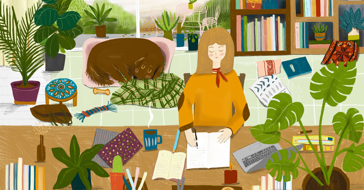 7 Tipps, mit denen du eine neue Sprache am Schreibtisch lernen kannst