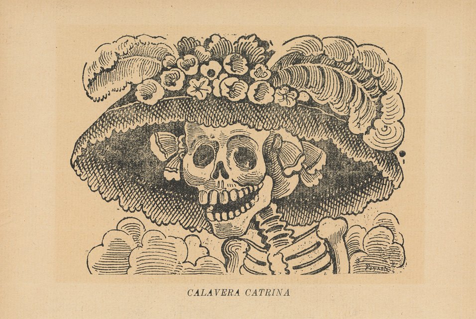 Cultures Imagine Death — La Calavera Catrina