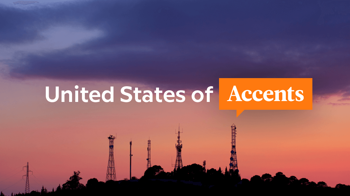 The United States Of Accents: Announcer Voice And Other Radio Accents